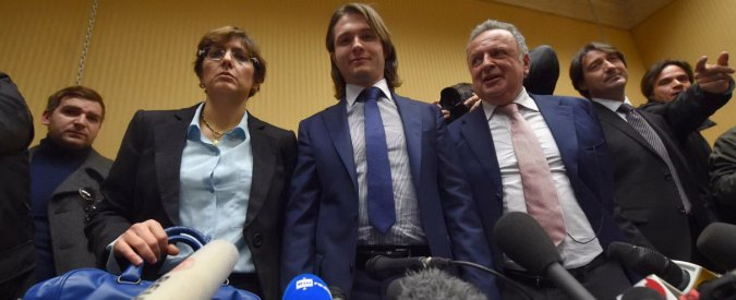 "Raffaele Sollecito: ""Ero sequestrato. Additato come assassino senza prove"""
