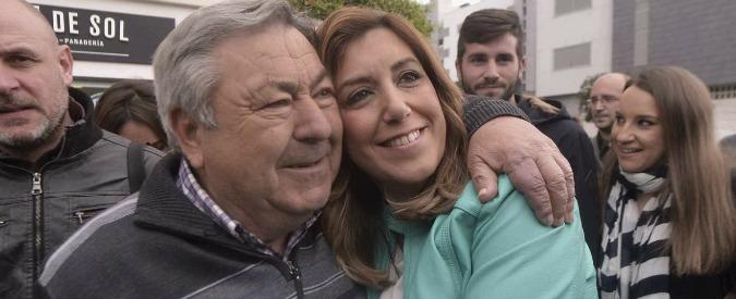 Spagna, in Andalusia vincono i socialisti. Ma irrompono Podemos e Ciudadanos