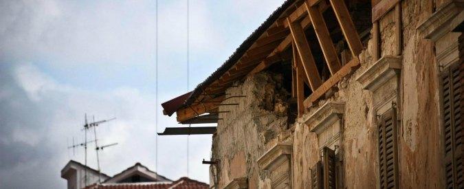 L'Aquila, 'vieni a vedere la periferia terremotata'