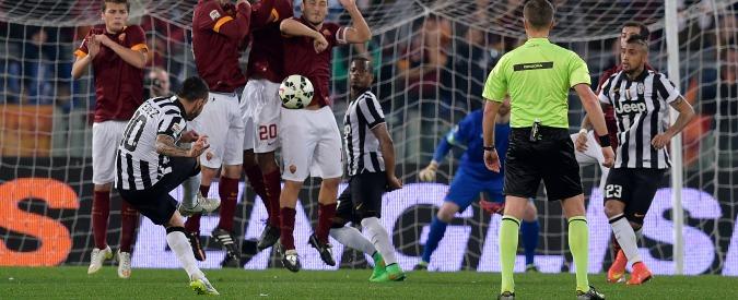 Roma-Juventus 1-1: mediocre spettacolo. Pareggio che fa bene solo ad Allegri