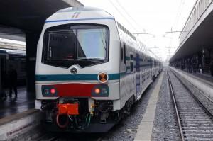 Trenitalia presenta i primi nuovi treni per i pendolari