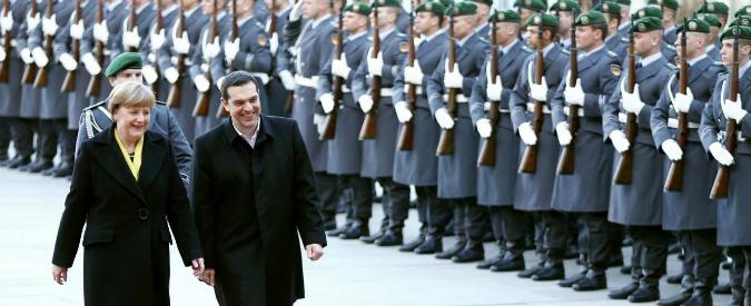 Grecia, Tsipras chiede risarcimenti a aziende tedesche che pagarono tangenti