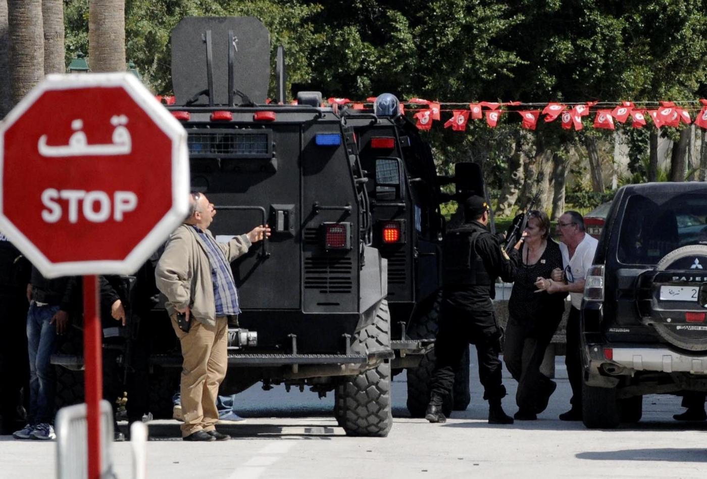 Terrore a Tunisi - Attacco al Museo Bardo