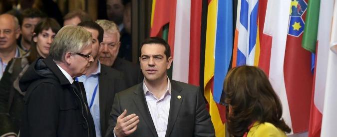 """Grecia, creditori chiedono nuova lista di riforme. Tsipras: """"Siamo più ottimisti"""""""