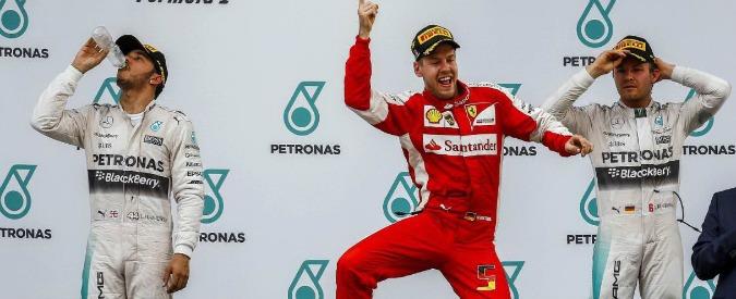 Formula 1, Sebastian Vettel vince il gran premio di Malesia: Ferrari perfetta