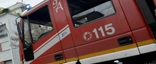 Macerata, esplosione nella cucina di un pub: gravemente ustionato il proprietario