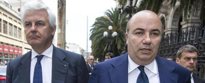 MontePaschi, l'ex presidente Profumo e l'ad Viola indagati per falso in bilancio e manipolazione del mercato