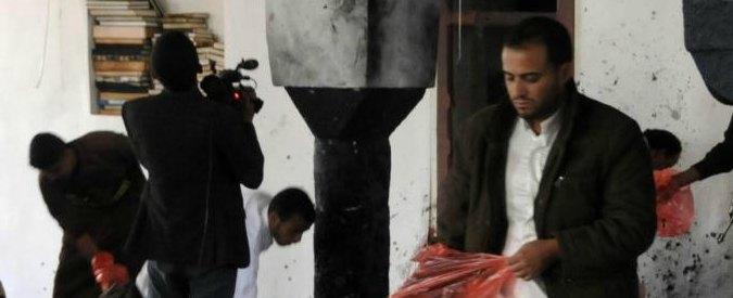 Isis, in Yemen attacco kamikaze contro tre moschee sciite: 137 morti