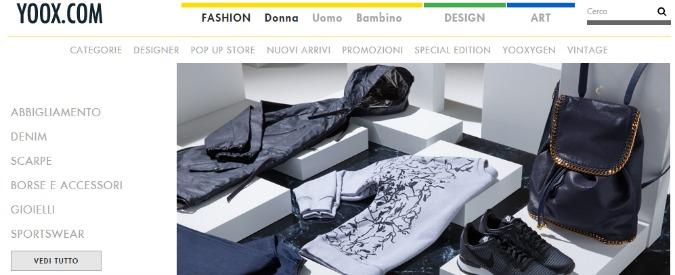 L'e-commerce italiano Yoox si fonde con Net-a-Porter. A Richemont 50% capitale