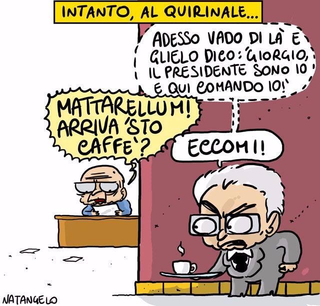 Napolitano blinda l'italicum