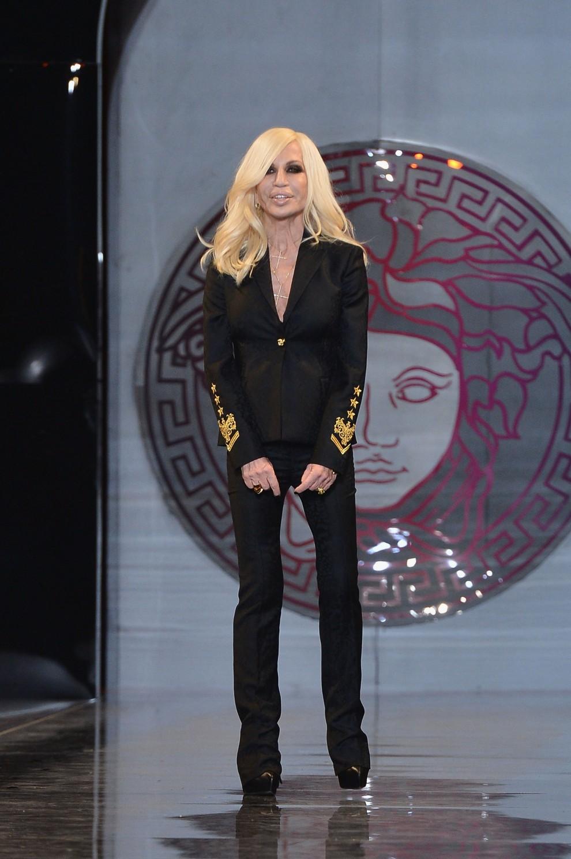 Versace – Runway – Milan Fashion Week Menswear Autumn/Winter 2013