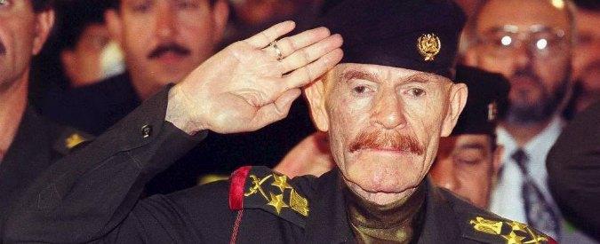 """Iraq, governo iracheno: """"Ucciso Al Douri, vice di Saddam passato a Isis"""""""