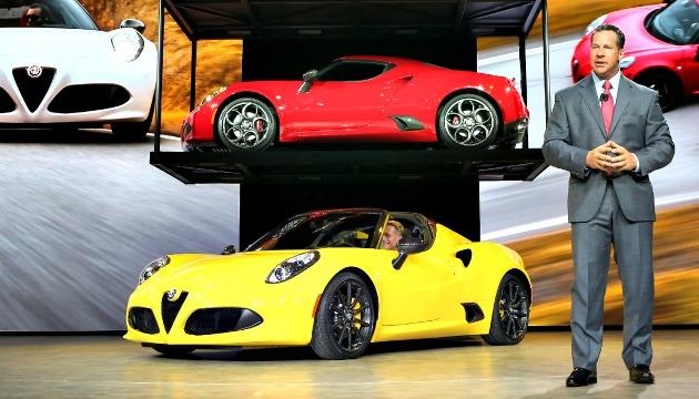 Alfa Romeo 4C Bigland
