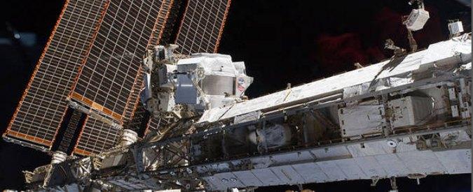 """Materia oscura, """"segnali anomali"""" captati dal cacciatore di antimateria dell'ISS"""