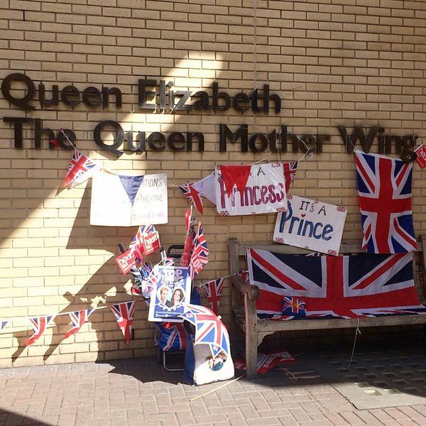 Messaggi d'auguri per l'attesa del royal baby