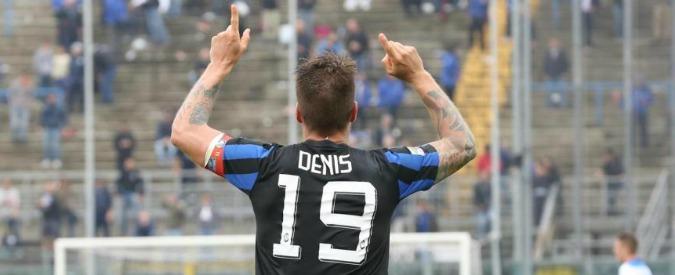 Serie A, 5 giornate a Denis per il pugno a Tonelli. Rinviate decisioni derby di Torino