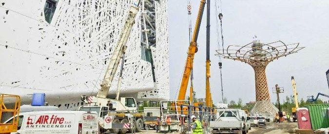"""Expo, Sala: """"Tutti i padiglioni apriranno"""". Renzi: """"Venduti 10 milioni di biglietti"""""""