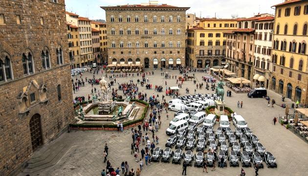 Firenze consegna Renault elettriche
