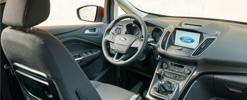 Ford C Max 2015 La Prova Del Fatto It Piu Grinta Piu Tecnologia Foto Il Fatto Quotidiano