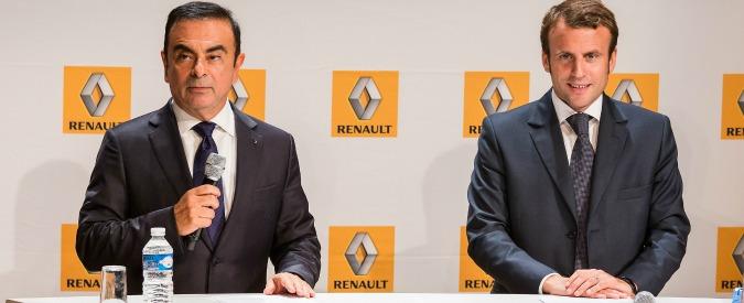 Renault, Stato francese vuole raddoppiare il suo peso. È braccio di ferro con Ghosn