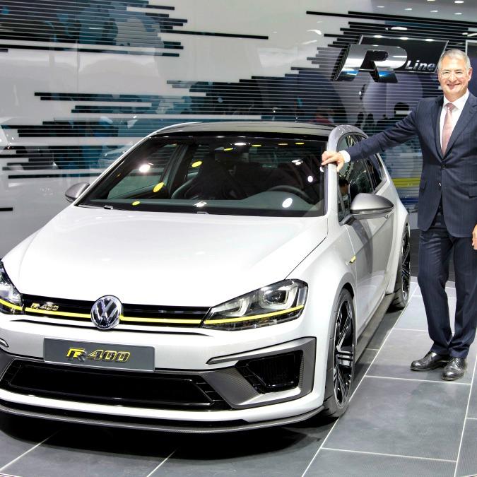 Volkswagen, la Golf R400 da 400 CV si farà davvero