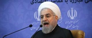 """Accordo nucleare, Iran: """"Non firmiamo se le sanzioni non verranno revocate subito"""""""