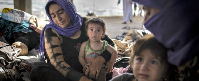 """Iraq, autorità curde: """"600 bambini yazidi rapiti da Isis, vogliono usarli come kamikaze"""""""