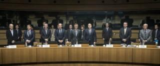 Migranti, piano Ue in 10 punti: più fondi per Triton, distruggere navi degli scafisti