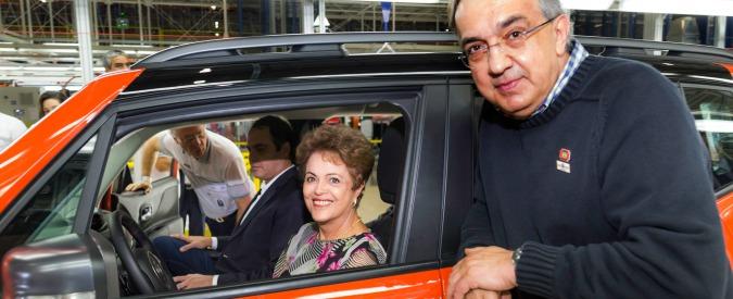 FCA, nuova fabbrica in Brasile. È sempre più globale la Jeep di Marchionne