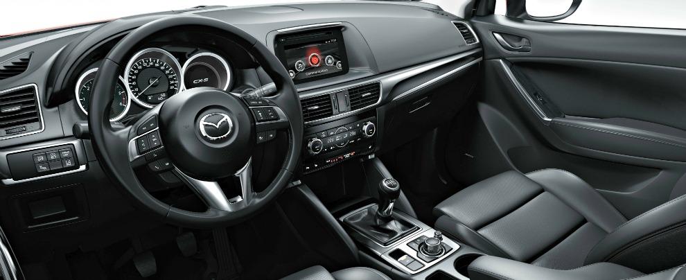 Mazda_CX5_interior