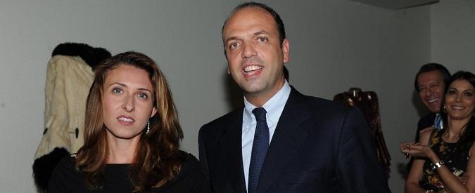 Tiziana Miceli: e ora pure le consulenze alla moglie di Alfano