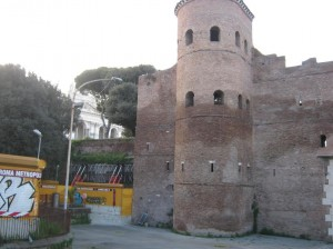 Mura Aureliane1