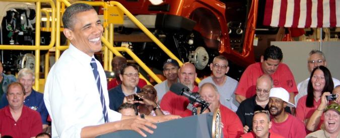 Obama protegge l'industria americana: l'alleanza transpacifica può aspettare