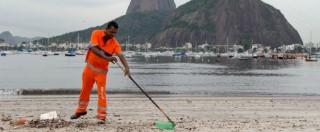 """Olimpiadi Rio 2016, laghi """"come fogne"""" e mare inquinato: """"Impossibile bonificare"""""""