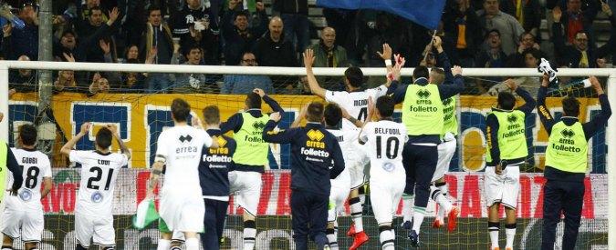 """Parma calcio """"A testa alta"""", la squadra chiede aiuto ai tifosi: """"State con noi"""""""