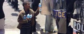 Baltimora, l'altra faccia delle proteste contro l'uccisione da parte della polizia di un ragazzo nero