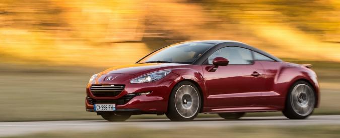 Peugeot dice addio alla RCZ, la logica del profitto batte quella della passione