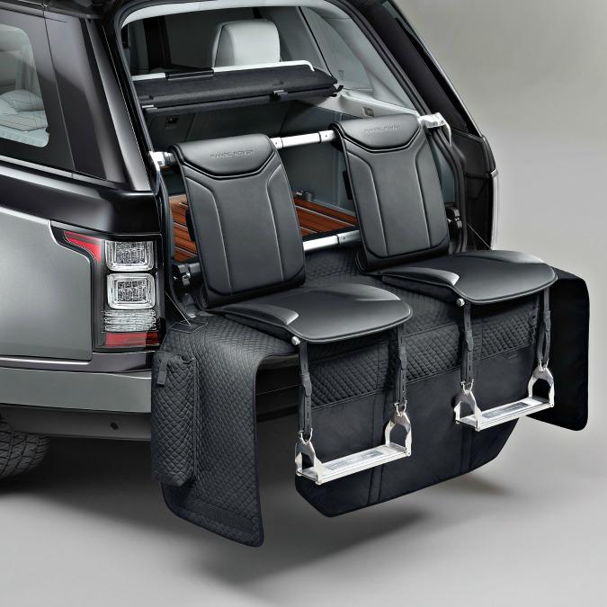 Range Rover SVAutobiography, i 'sedili per eventi' sulla versione extralusso