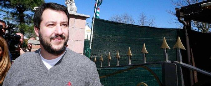 Salvini: 'Alfano e Renzi cercano posti letto per migranti. Ministro? No, affittacamere'