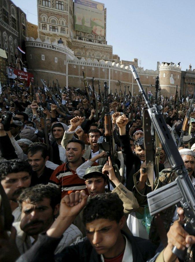 Sanaa Yemen 1 675 905