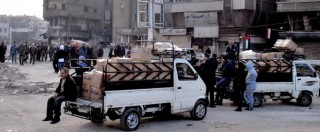 "Isis, ong: ""In Siria decapitati due combattenti palestinesi a Yarmouk"""