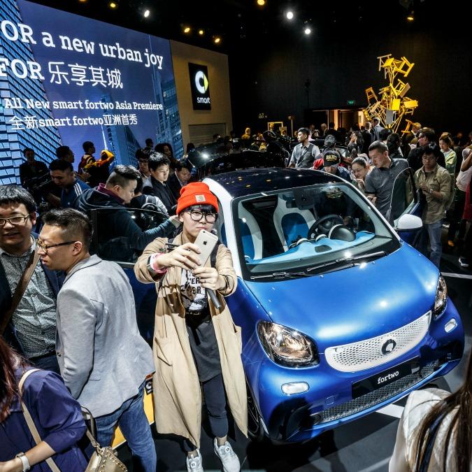 Smart fortwo, la nuova sbarca in Cina: è il secondo mercato dopo la Germania