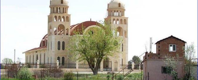 """Siria, Isis rade al suolo la chiesa della Vergine Maria di Tel Nasri: """"Rappresaglia"""""""