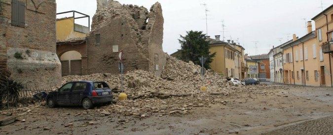 Terremoto Emilia, maxitruffa milionaria da parte di finte vittime: 5 arresti
