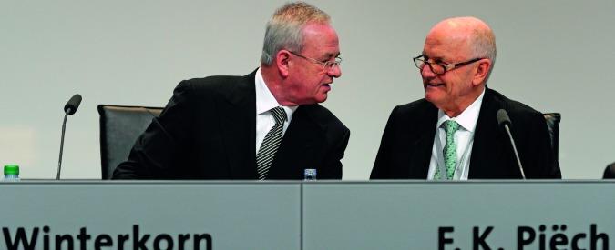 """Volkswagen, l'anziano presidente """"silura"""" (a mezzo stampa) l'ad dei record"""