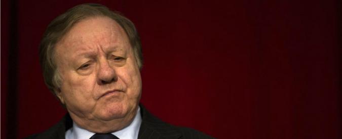 """Inchiesta Mose, Senato: """"Autorizzazione a procedere per Matteoli"""""""