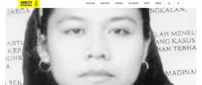 Arabia Saudita: Siti Rupa, l'ultima decapitata da inizio anno. E siamo a 60