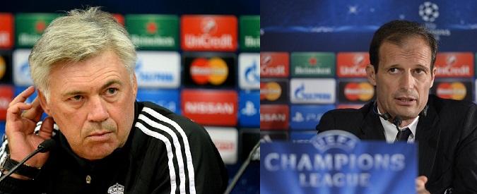 Champions League 2015, le semifinali viste dalla panchina: saranno derby Italia-Spagna