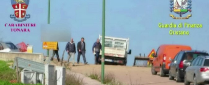 Sardegna, appalti pubblici in cambio di favori: 21 arresti, 5 sono sindaci