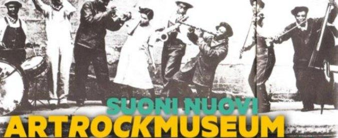 Artrockmuseum, a Bologna il concerto rock è gratis e nelle sale del museo